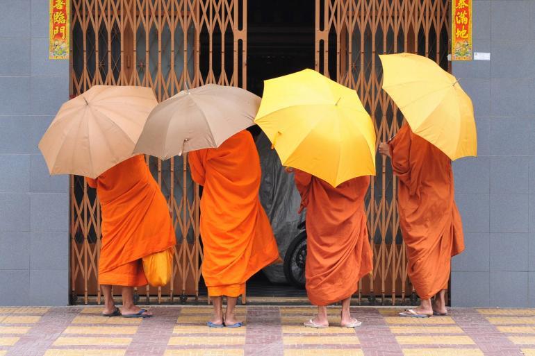 Bangkok Mekong Delta Cycle Indochina & Angkor Trip