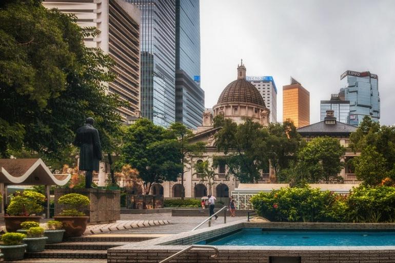 Hong Kong Victoria Peak Hong Kong:Gateway to China Trip