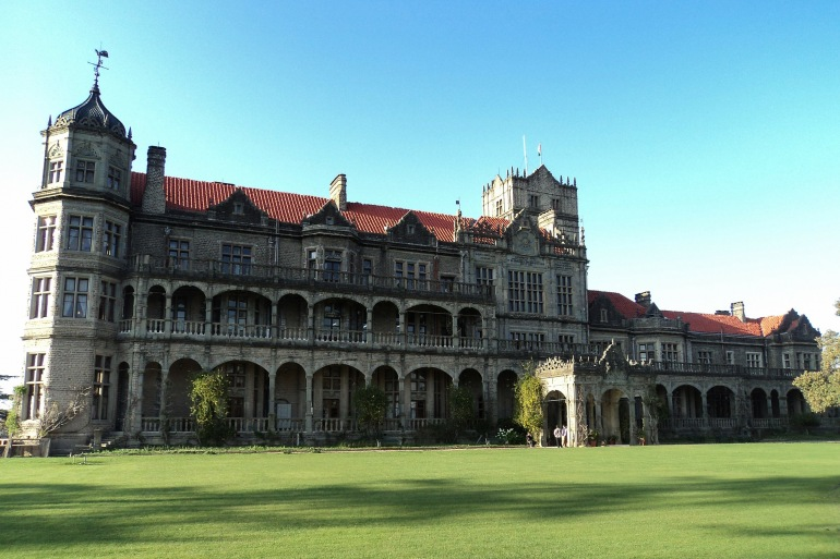 Shimla The Indian Institute of Advanced Study, India