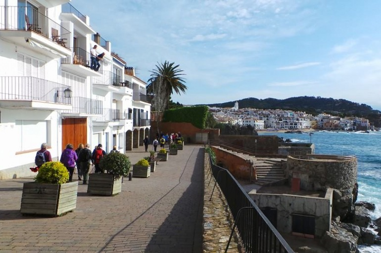 Cycling & Biking Culture The Gavarres, Medieval Villages and the Coast package