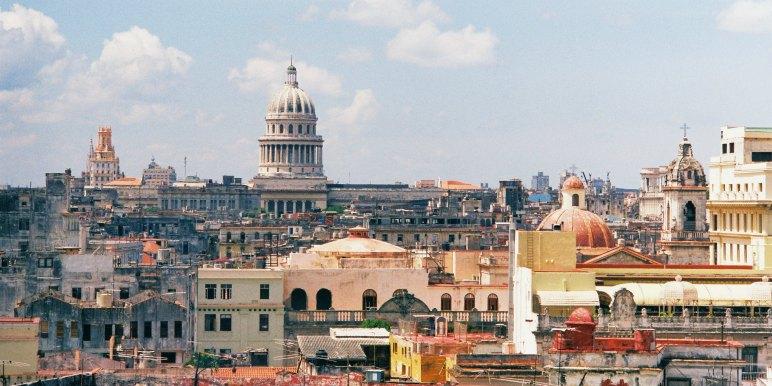 Beautiful Havana, Cuba