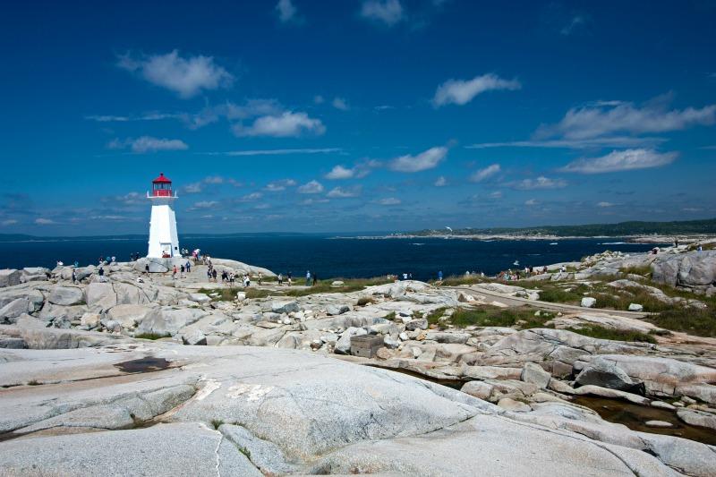 Nova Scotia Light House, Canada