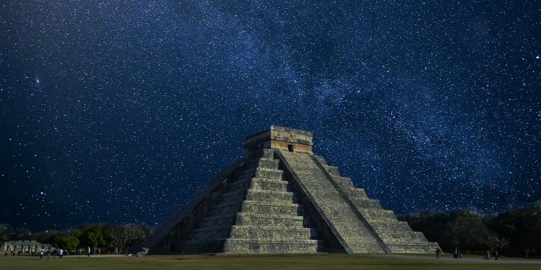 Chichén-Itzá, México