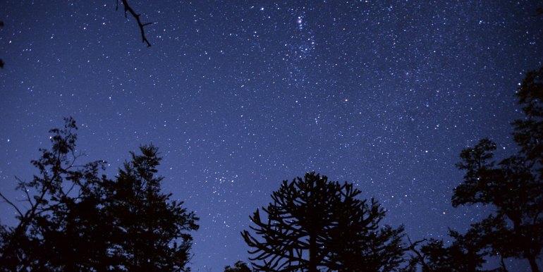 Night sky in Chile