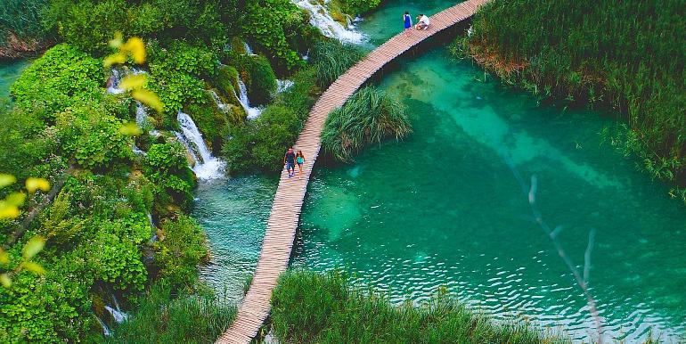 Bike tour in Croatia