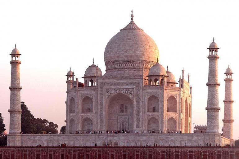 India's Golden Triangle tour