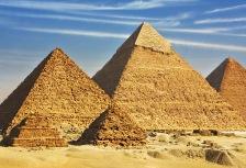 Pyramids in Egypt tour