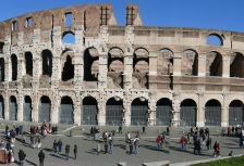 Colosseum tour in Rome Italy