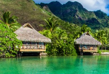 Pacific Islands Attractions