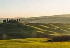 Tuscany, Italy, countryside tour
