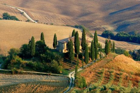 Tuscany Self-Guided Biking tour