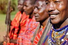 Local Living Kenya—Masai Village tour