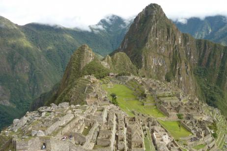 Adventures in Machu Picchu and the Jungle tour