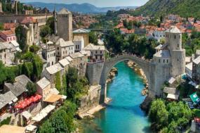 Croatia and BosniaHerzegovina Summer 2018 tour