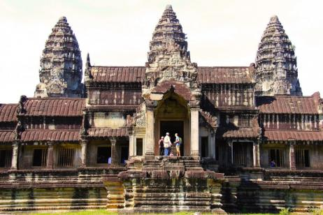 From Vietnam's Hanoi to Cambodia's Angkor Wat tour