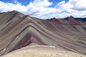 The Rainbow Mountains of Ausangate - Premium
