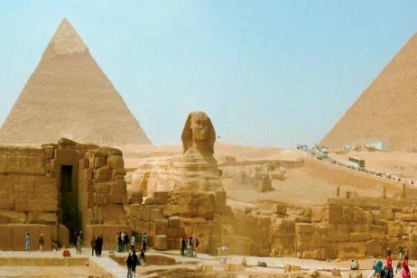 Egypt, Jordan & Oman tour