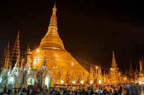 Myanmar Biking Private tour
