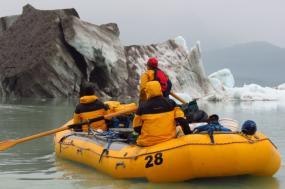 Alaska: Rafting the Tatshenshini River tour