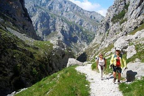 Walking the Picos de Europa tour