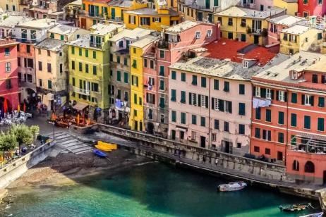 The Cinque Terre Explored tour