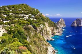 Amalfi and Capri Magnifica Walking Tour tour