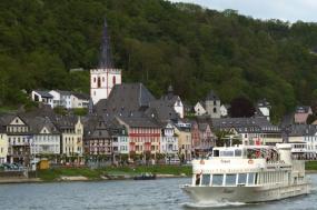 Premium Rhine Cruise 2017 tour