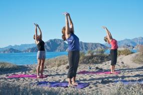 Yoga Adventure & Kayak Tour tour