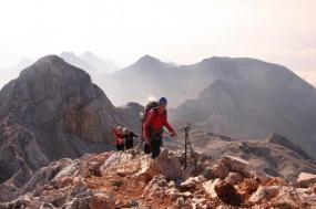 Slovenia: Julian Alps Traverse tour