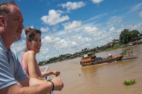 Mekong River Adventure – Ho Chi Minh City to Phnom Penh tour