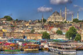 Prague to Istanbul tour