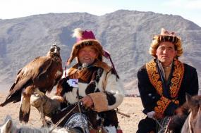 Mongolia Eagle Festival: Steppes, Deserts & Nomads tour