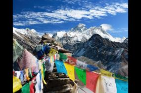 High Passes to Everest Base Camp tour