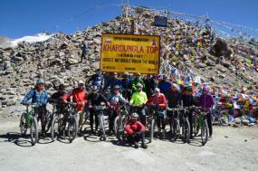 Manali to Leh Ride tour