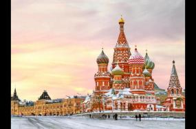Moscow and St Petersburg tour