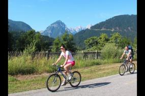 Self-Guided Alpe Adria Bike Path tour