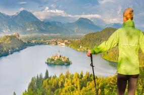 Slovenia: Hike, Bike & Raft tour