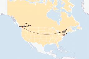 Grand Canadian plus Calgary Stampede tour