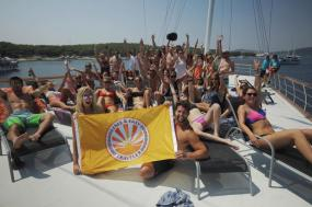 10 days in Croatia - Free & Easy Yacht Week (For 18 - 35 years) tour