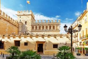 6-Day Tour of Andalucia with Valencia**Cordoba - Seville - Granada** tour