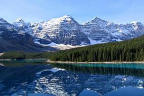 Canadian Rockies Winter Adventure tour