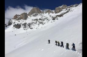 Snowshoeing in Kosovo, Albania & Montenegro tour