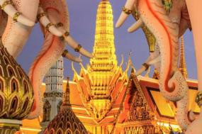 Treasures of Thailand with Cambodia Summer 2018 tour