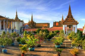 Jewels of Indochina tour
