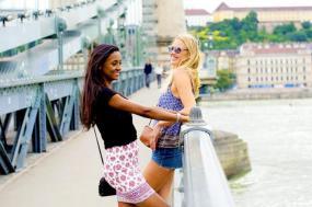 Super Cruise: Frankfurt to Budapest (Below deck cabin, start Frankfurt, end Budapest) tour