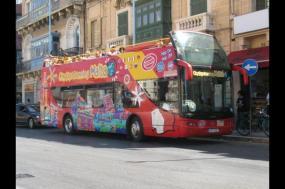City Sightseeing Malta Hop On Hop Off Bus Tour tour