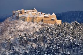 Winter in Transylvania tour