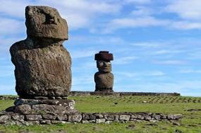 South American Getaway with Santiago & Easter Island tour