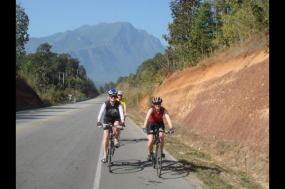 Northern Highlights a 7 day bike tour in Thailand tour