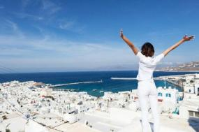 12-Day Best of Greece Tour Package from Athens**Free Days on Mykonos and Santorini!** tour